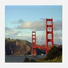 The Golden Gate Tile Coaster