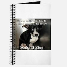 Make it Stop Journal