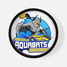 aquaBATS Wall Clock