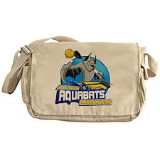 aquaBATS Messenger Bag