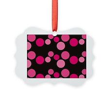 blackpinkdotstoiletry Ornament