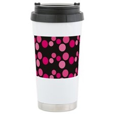 blackpinkdotstoiletry Travel Mug
