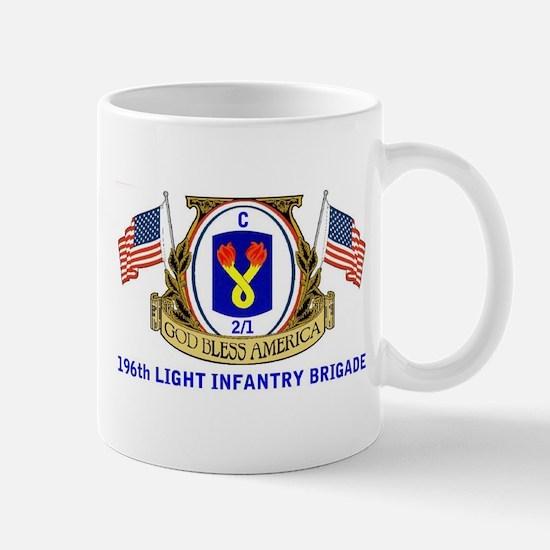 C 2/1 196th INFANTRY Mug