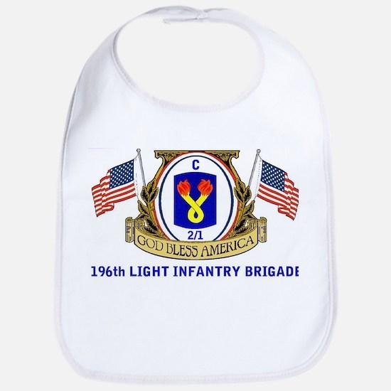 C 2/1 196th INFANTRY Bib