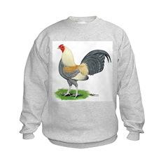 Blue Gold DW Cock Sweatshirt