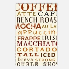 Coffee Time! Postcards (Package of 8)