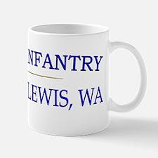 1st Bn 38th Infantry cap Mug