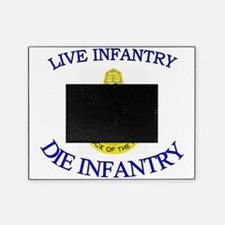 1st Bn 38th Infantry cap3 Picture Frame