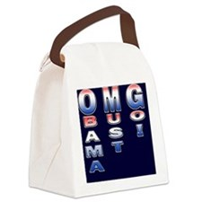 PILLOW OMG Canvas Lunch Bag