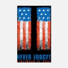 911_NEVERFORGET_23X35 Decal