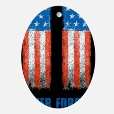 911_NEVERFORGET_23X35 Oval Ornament