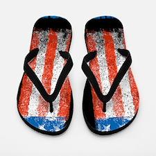 911_NEVERFORGET_23X35 Flip Flops