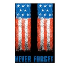 911_NEVERFORGET_23X35 Postcards (Package of 8)