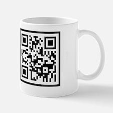 gotCuriosity_(QR code)_1 Mug