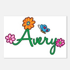 Avery Postcards (Package of 8)