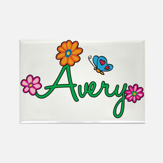 Avery Rectangle Magnet