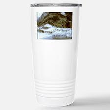 Life Stainless Steel Travel Mug