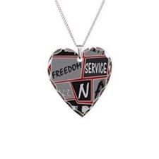NA 12 Steps Posters Necklace