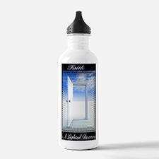 Faith. Water Bottle