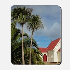 St. Mary's Anglican Church, near Mamaran Mousepad