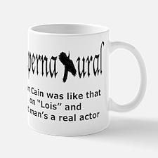 Supernatural Dean Cain 1 Mug