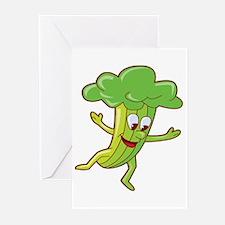 Celery Greeting Cards (Pk of 10)