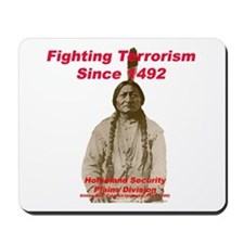 Sitting Bull - Fighting Terrorism Since 1492 Mouse