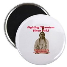 Sitting Bull - Fighting Terrorism Since 1492 Magne