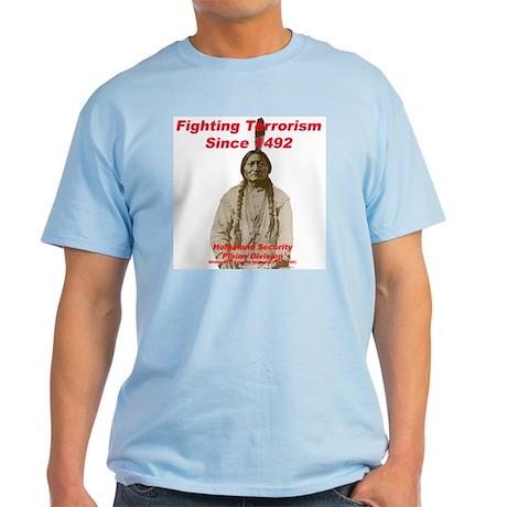 Sitting Bull - Fighting Terrorism Since 1492 Light