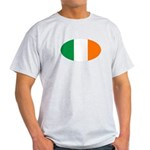 Irish Oval Flag Light T-Shirt
