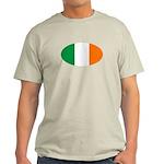 Irish Oval Flag Light T-Shirt