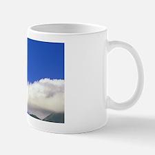 Caribbean, Montserrat, Soufriere Hills. Small Small Mug