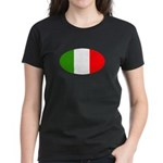 I Love Italy Women's Dark T-Shirt