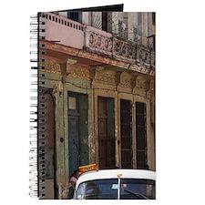 UNESCO World Heritage City. Vintage Americ Journal