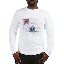 navymomma Long Sleeve T-Shirt
