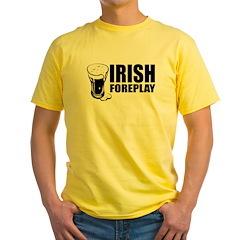Irish Foreplay Beer T