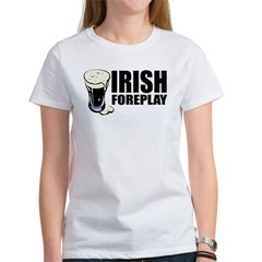 Irish Foreplay Beer Tee