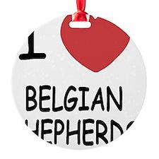 BELGIANSHEPHERDS Ornament