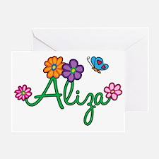 Aliza Greeting Card