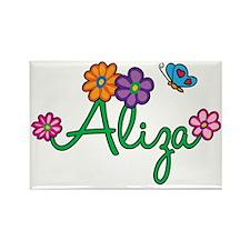 Aliza Rectangle Magnet