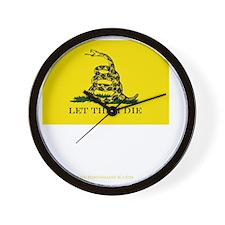 teaparty Wall Clock