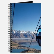 The Remarkables and Lake Wakatipu Journal