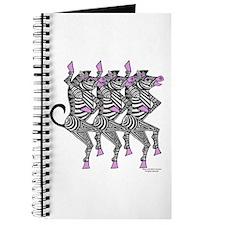 Dancing Zebras Journal