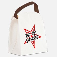 swacked Canvas Lunch Bag