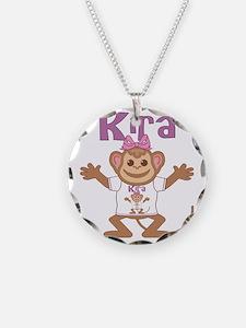 kira-g-monkey Necklace