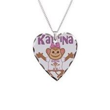 katrina-g-monkey Necklace