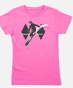 diamonds forever Girl's Tee