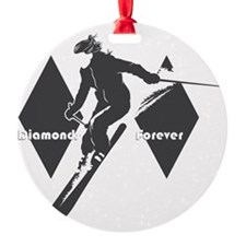 diamonds forever Ornament