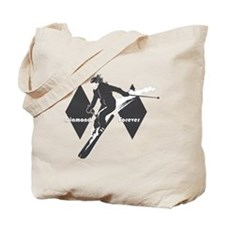 diamonds forever Tote Bag
