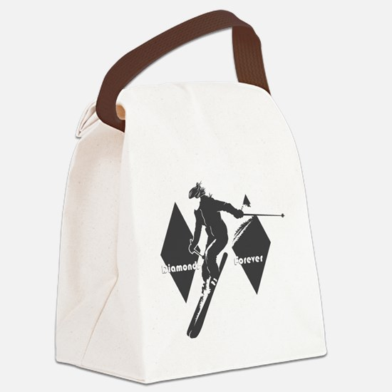 diamonds forever Canvas Lunch Bag